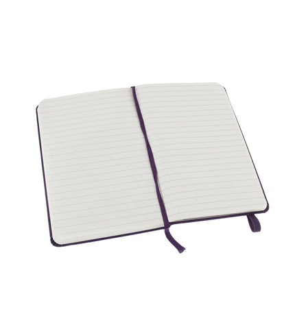 Moleskine Pocket Ruled Brilliant Violet Hard - Men's Online Shopping in Singapore | The Assembly Store - 2