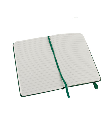 Moleskine Pocket Ruled Ox Green Hard - Men's Online Shopping in Singapore | The Assembly Store - 2