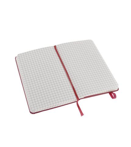 Moleskine Pocket Squared Magenta Hard - Men's Online Shopping in Singapore | The Assembly Store - 2