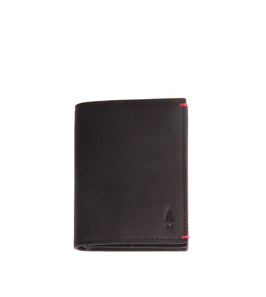 Birch Cardholder Onyx Black