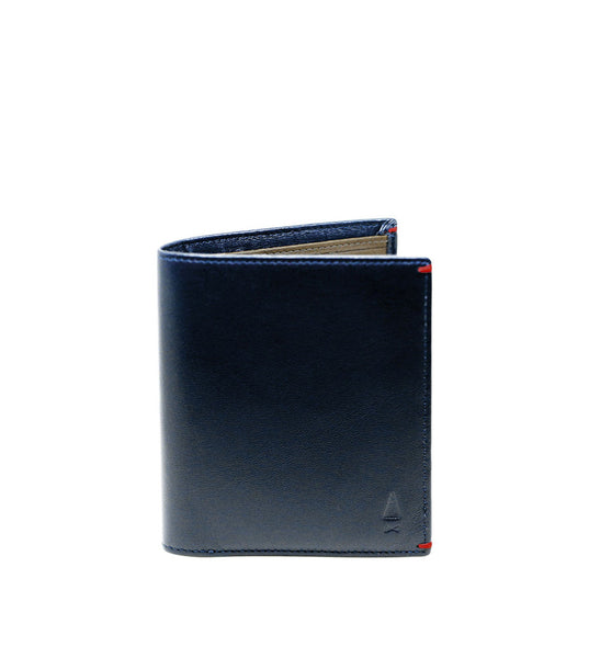 Gnome & Bow Brighton Card Wallet Deep Sea Blue - Men's Online Shopping in Singapore | The Assembly Store - 1