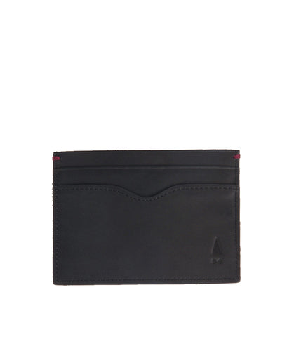 Gnome & Bow Elm Card Sleeve Onyx Black - Men's Online Shopping in Singapore | The Assembly Store - 1