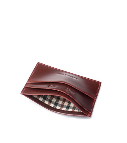Gnome & Bow Elm Card Sleeve Oxblood - Men's Online Shopping in Singapore | The Assembly Store - 3