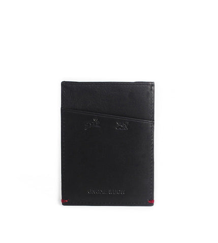 Gnome & Bow Fir Card Sleeve Black - Men's Online Shopping in Singapore | The Assembly Store - 1