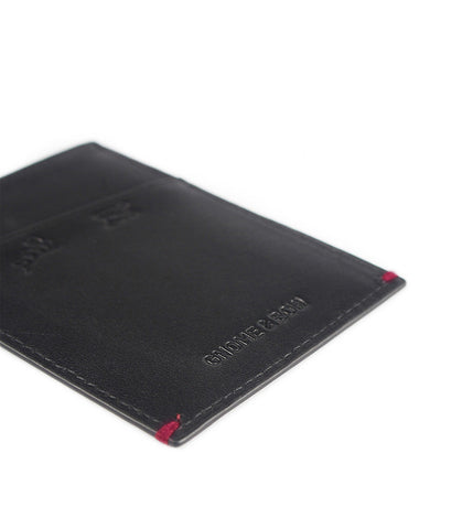 Gnome & Bow Fir Card Sleeve Black - Men's Online Shopping in Singapore | The Assembly Store - 3