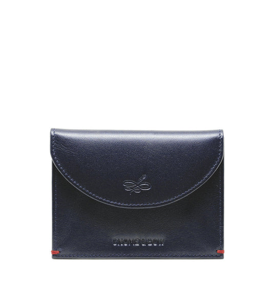 Gnome & Bow Leicester Coin Case Deep Sea Blue - Men's Online Shopping in Singapore | The Assembly Store - 1