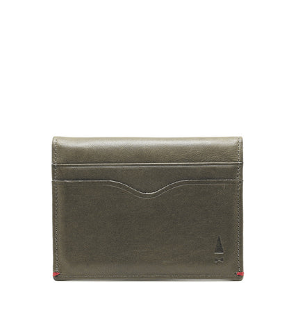Gnome & Bow Leicester Coin Case Jungle Green - Men's Online Shopping in Singapore | The Assembly Store - 2