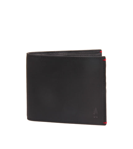 Gnome & Bow Linden Billfold Onyx Black - Men's Online Shopping in Singapore | The Assembly Store - 1