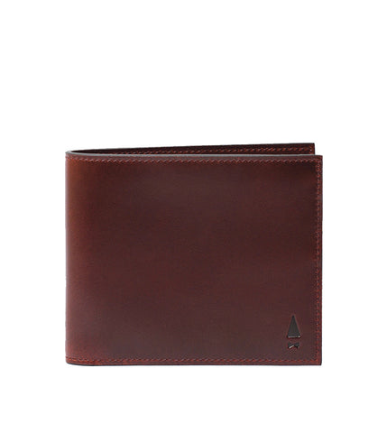 Gnome & Bow Linden Billfold Oxblood - Men's Online Shopping in Singapore | The Assembly Store - 1