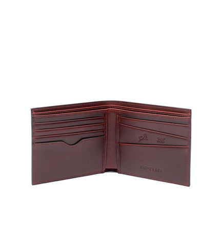 Gnome & Bow Linden Billfold Oxblood - Men's Online Shopping in Singapore | The Assembly Store - 3