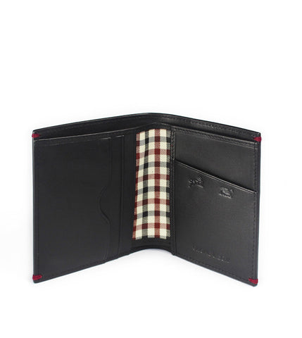 Gnome & Bow Pine Card Wallet Black - Men's Online Shopping in Singapore | The Assembly Store - 2