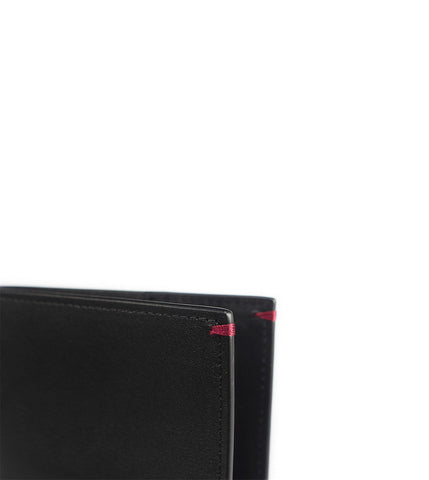 Gnome & Bow Pine Card Wallet Black - Men's Online Shopping in Singapore | The Assembly Store - 3
