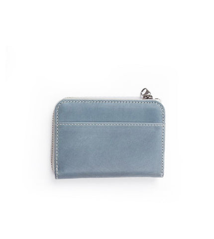 Rawrow R Wallet 120 Wax Leather Blue - Men's Online Shopping in Singapore | The Assembly Store - 2
