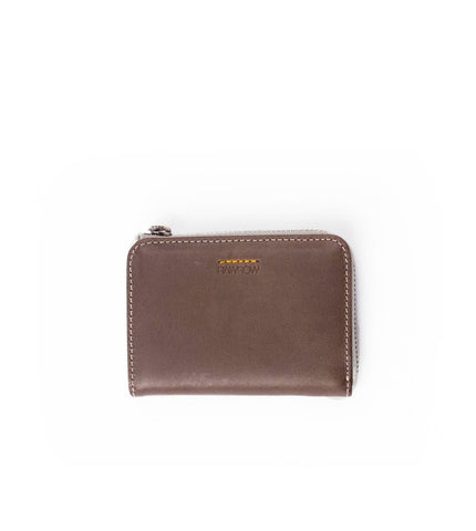 Rawrow R Wallet 120 Wax Leather Brown - Men's Online Shopping in Singapore | The Assembly Store - 1