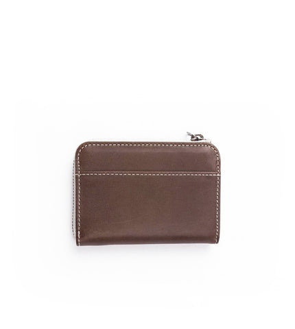 Rawrow R Wallet 120 Wax Leather Brown - Men's Online Shopping in Singapore | The Assembly Store - 2