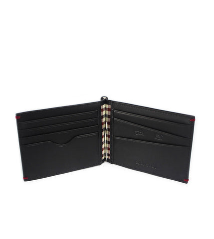 Gnome & Bow Regal Money Clip Billfold Black - Men's Online Shopping in Singapore | The Assembly Store - 2