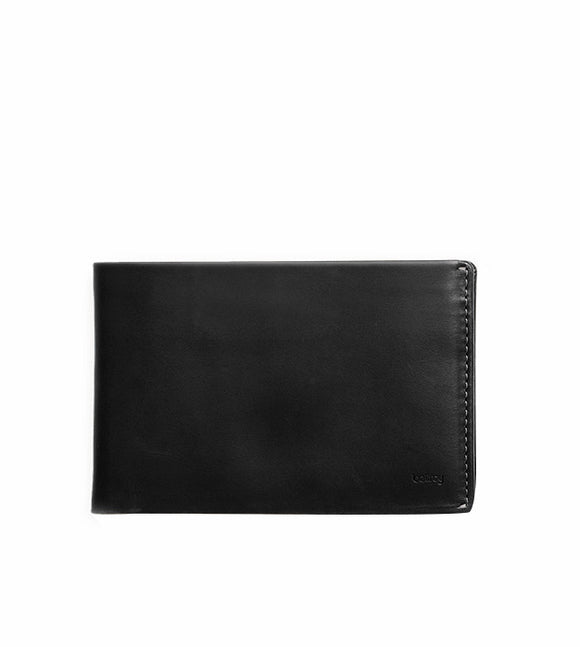 Bellroy Travel Wallet - Black - Men's Online Shopping in Singapore | The Assembly Store - 1