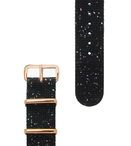 Hypergrand Acid Dust Strap Rose Gold Buckle - Men's Online Shopping in Singapore | The Assembly Store