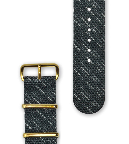Hypergrand Blackmill Strap Gold Buckle - Men's Online Shopping in Singapore | The Assembly Store