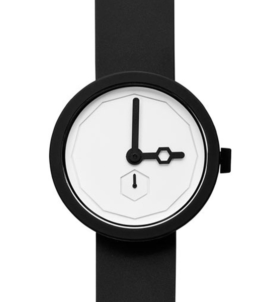 Aark Classic Black Tie Watch - Men's Online Shopping in Singapore | The Assembly Store - 1