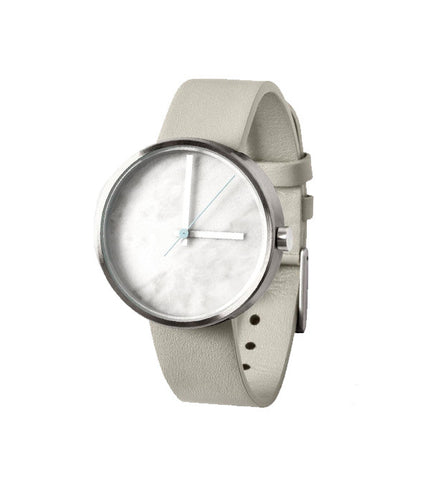 Aark Daniel Emma White Marble Watch - Men's Online Shopping in Singapore | The Assembly Store - 2