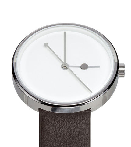 Aark Eclipse Silver Watch - Men's Online Shopping in Singapore | The Assembly Store - 2