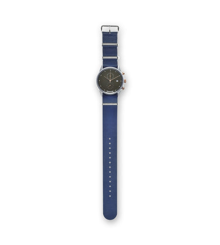 Hypergrand Maverick Chrono Duotone Nautical Blue - Men's Online Shopping in Singapore | The Assembly Store - 3