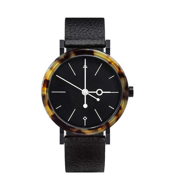 Shell Brown Watch