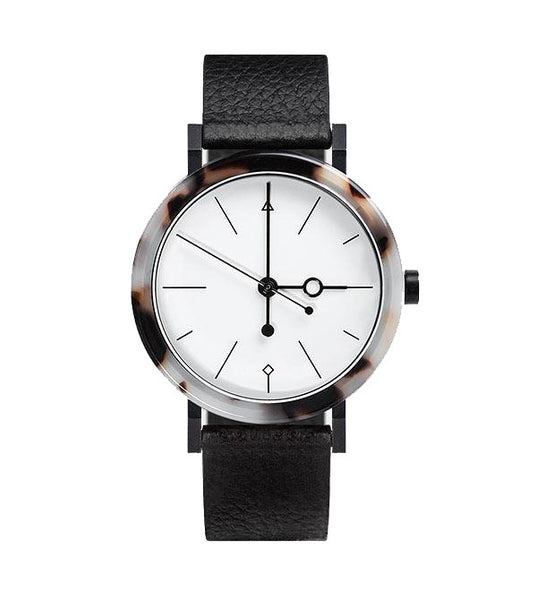 Aark Shell White Watch - Men's Online Shopping in Singapore | The Assembly Store - 1