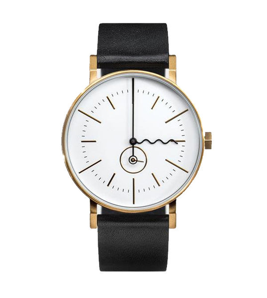Aark Tide Gold Watch - Men's Online Shopping in Singapore | The Assembly Store - 1