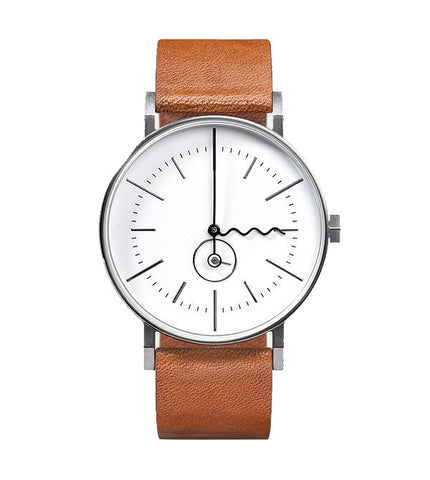 Aark Tide Silver Watch - Men's Online Shopping in Singapore | The Assembly Store - 1