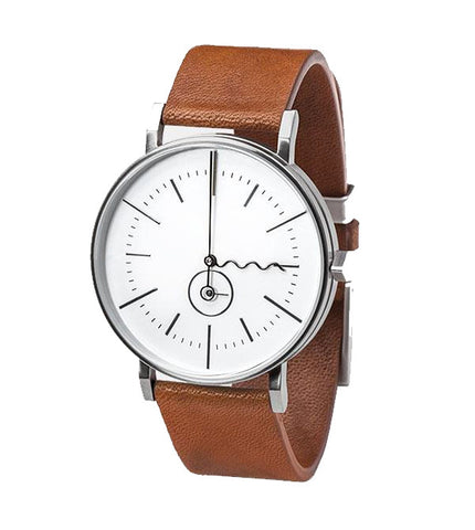 Aark Tide Silver Watch - Men's Online Shopping in Singapore | The Assembly Store - 2