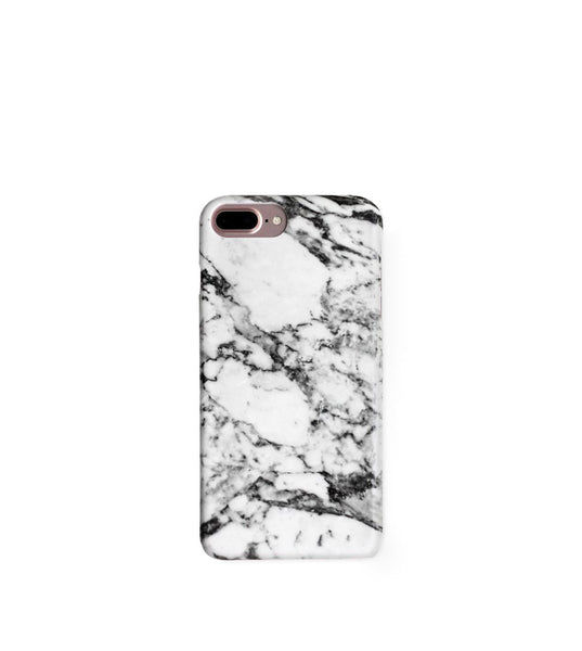 Fabrix Marble Snap Case iPhone 7 White - Men's Online Shopping in Singapore | The Assembly Store