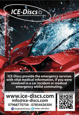 ICE Discs Poster Download FREE