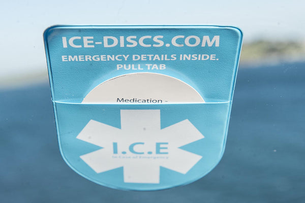 ICE Disc ONLY