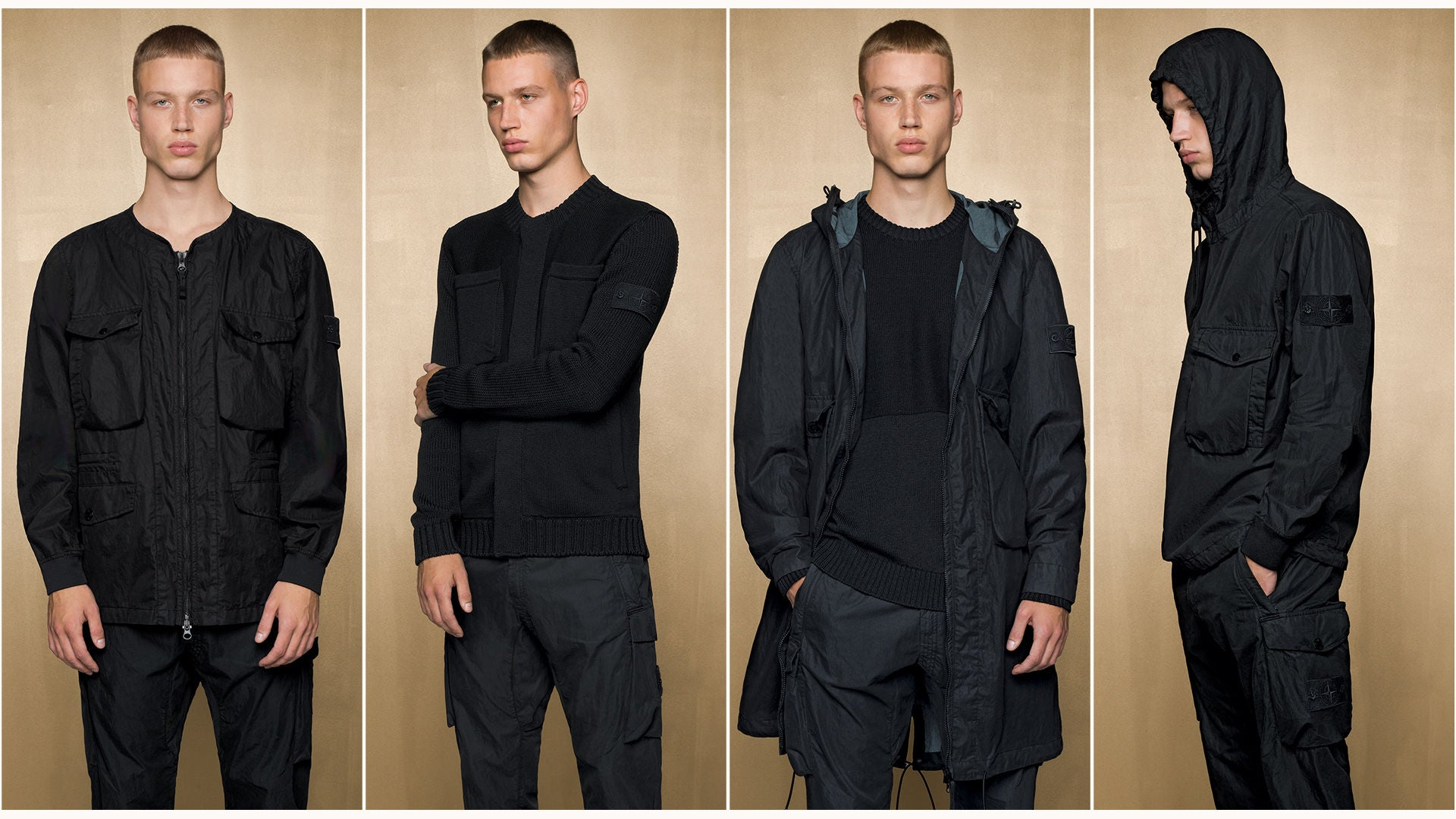 Stone Island Ghost Pieces SS_'019