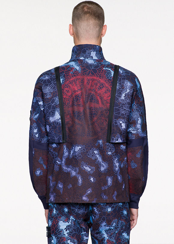 PRINTED HEAT REACTIVE_THERMOSENSITIVE FABRIC