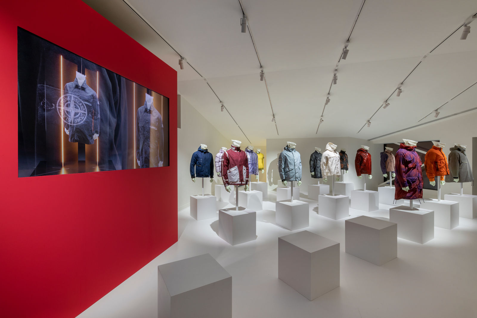 STONE ISLAND SELECTED WORKS AN ARCHIVAL EXHIBITION _TOKYO