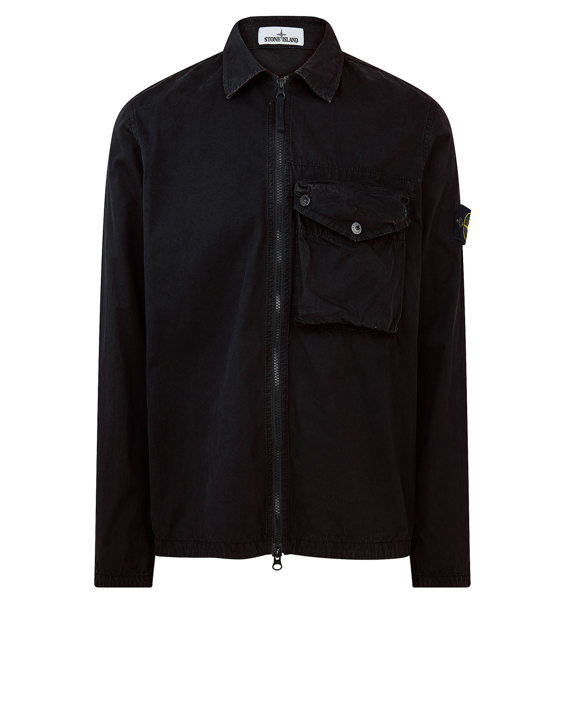 117Wn T.CO+OLD Overshirt in Black