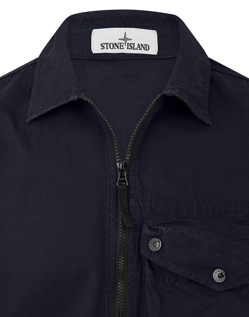 117Wn T.CO+OLD Overshirt in Navy