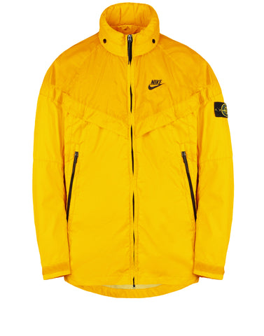 NIKELAB X STONE ISLAND 405N1 HYPER LIGHT MEMBRANA 2L TC / MEMBRANA 3L TC in Yellow
