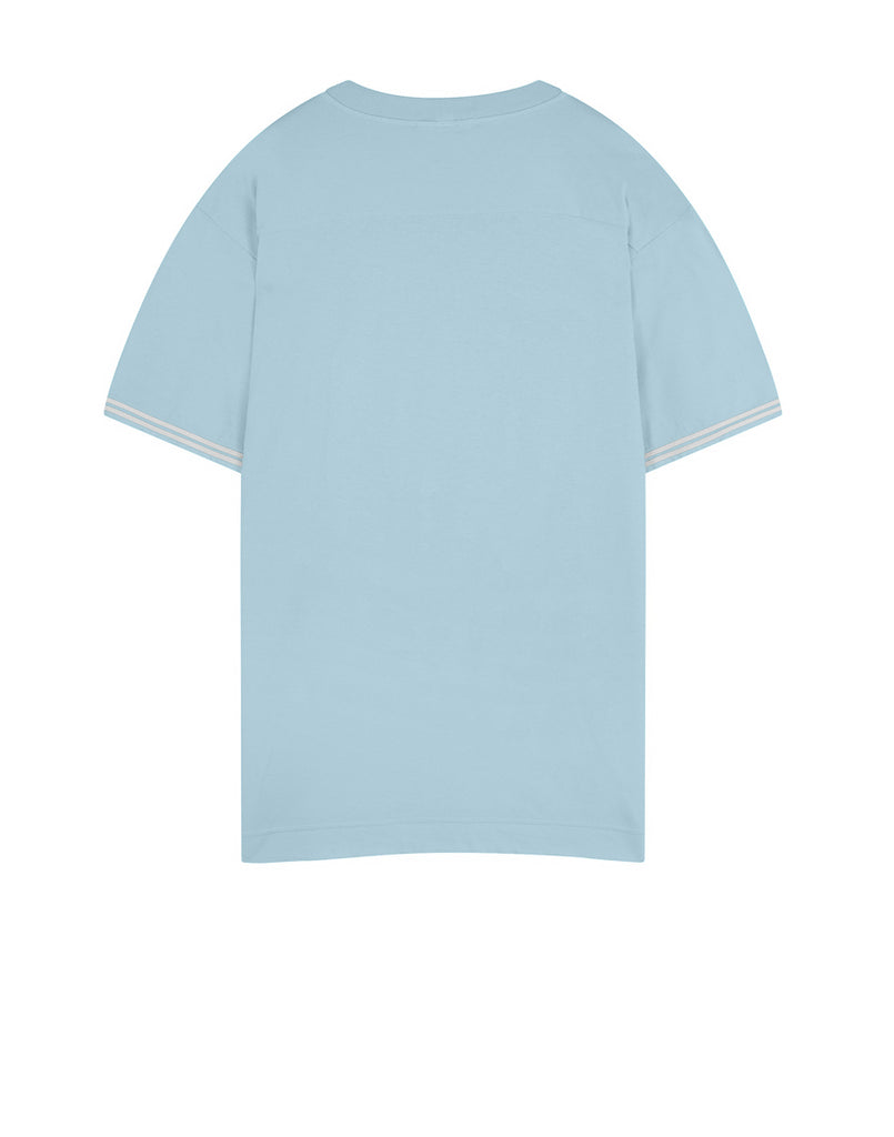 21358 T-Shirt in Sky Blue
