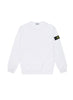 61340 Sweatshirt in White