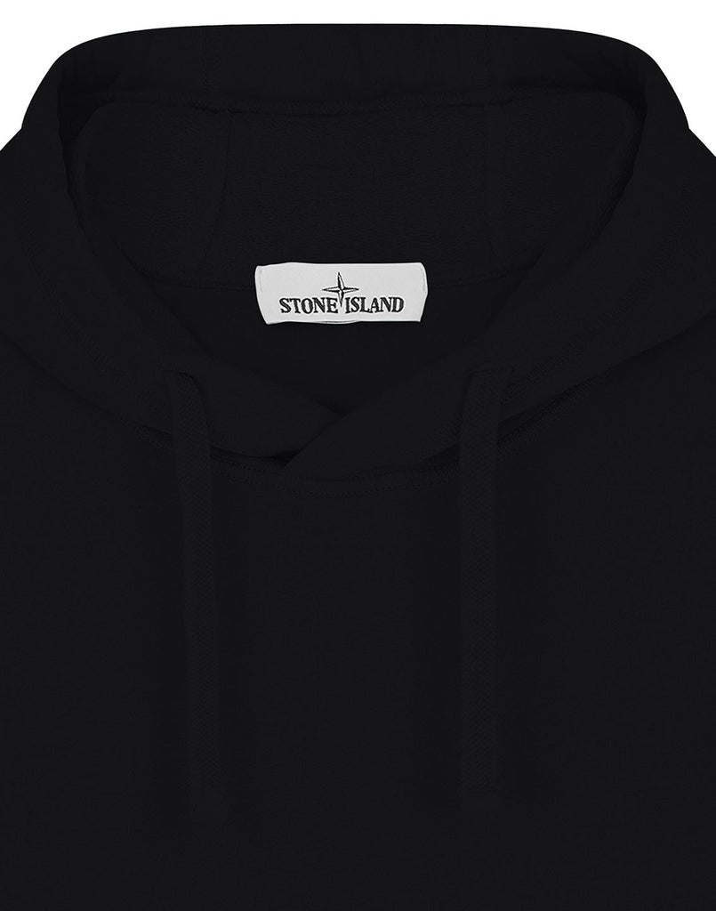 64120 Hooded Sweatshirt in Black