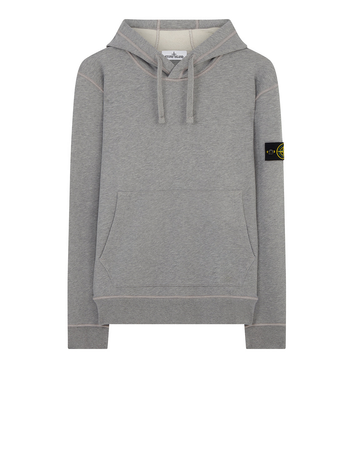 64151 Sweatshirt in Grey Marl