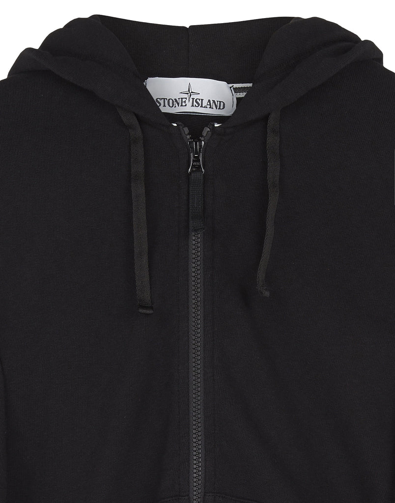 65260 T.CO+OLD Zip Sweatshirt in Black