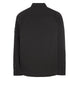 11601 Long Sleeve Cotton Shirt in Black