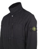 12008 Tela Paracadute Overshirt in Navy
