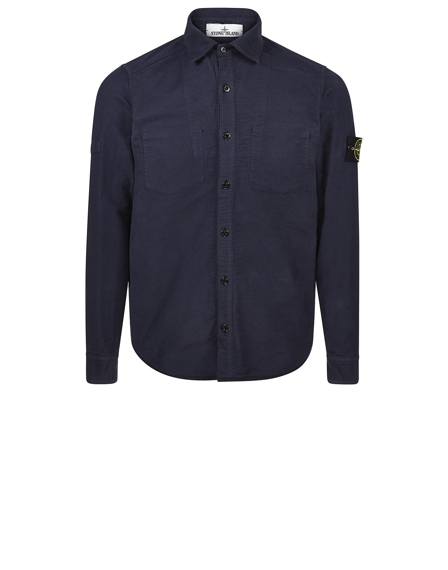 1F102 REVERSIBLE SHIRT IN BLUE