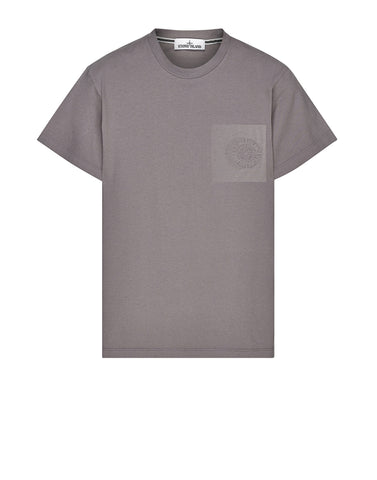 20187 'DOT COMPASS' T-Shirt in Purple
